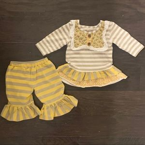 Mustard Pie Outfit